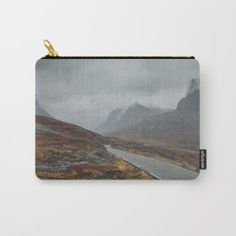 Road to misty mountains Carry-All Pouch