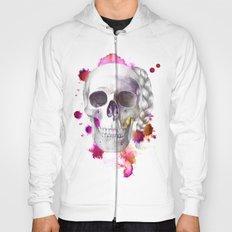 Braided Skull Hoody