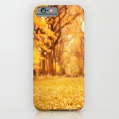 Autumn Leaves - New York City Slim Case iPhone 6s