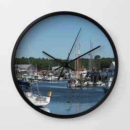 Kennebunkport Wall Clock