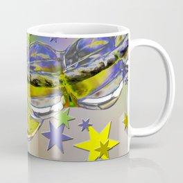 H2O and stars Coffee Mug
