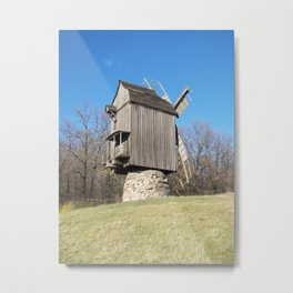 Historical and archaeological buildings and architecture Metal Print