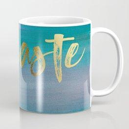 Namaste, Ocean Mermaid 1 Coffee Mug