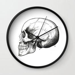 Skull 7 Wall Clock