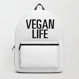 Vegan life Backpack