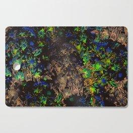 Dark Garden Cutting Board