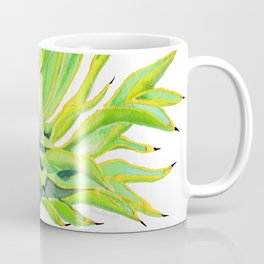 Sunlit Octopus Agave Coffee Mug