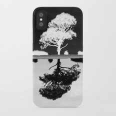 Double Trouble iPhone X Slim Case