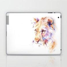 Patience . Lion Laptop & iPad Skin