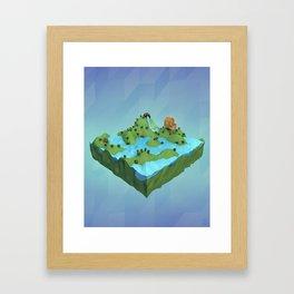 Thousand Islands Framed Art Print