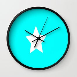 Flag of Somalia Wall Clock