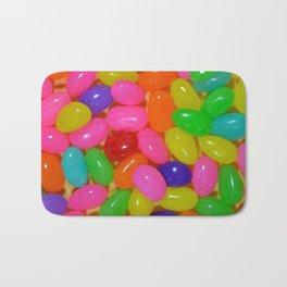 Colorful jellybeans Bath Mat