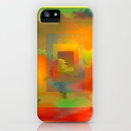 GOLDEN SLUMBERS (once there was a way to get back homeward...) iPhone Case