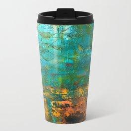 Upside down, inside out Metal Travel Mug