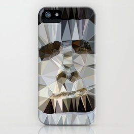 Scary Head iPhone Case