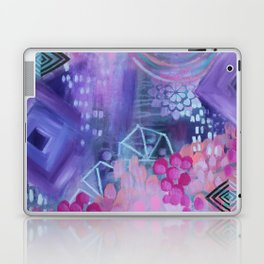 Dream in Purple Laptop & iPad Skin