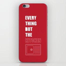 Everything iPhone Skin