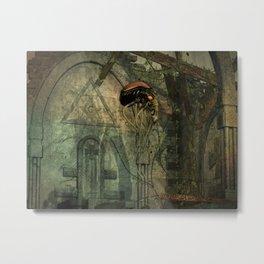 In alien Territory Metal Print