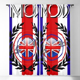 We are the MODs XX! Blackout Curtain