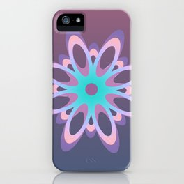 Beautiful Flower Pink iPhone Case
