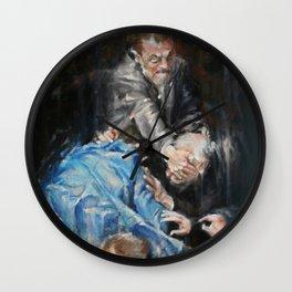 Demons Wall Clock