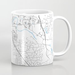 Ann Arbor, Michigan Coffee Mug