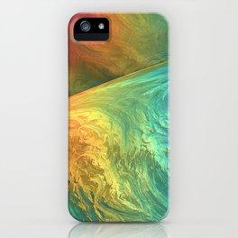 Color Storm iPhone Case
