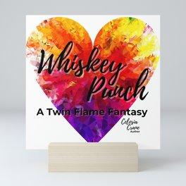 Whiskey Punch Mini Art Print