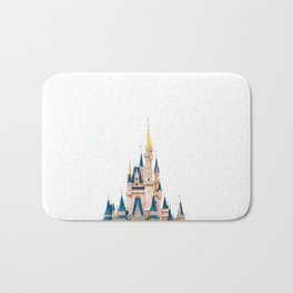 Cinderella Castle Bath Mat