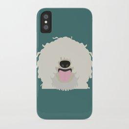 Puli iPhone Case