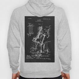 Microscope 1908 Patent Hoody