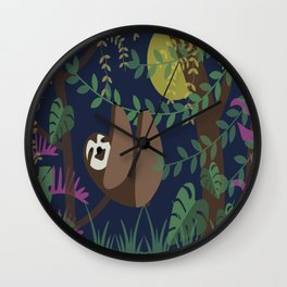 Live slow die whenever Wall Clock