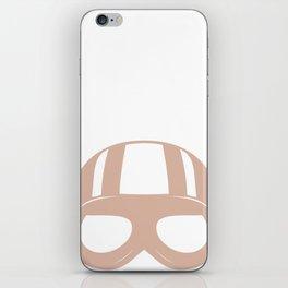We Want Adventure Helmet iPhone Skin