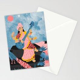 Saraswati Stationery Cards
