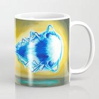 megaman Mugs featuring Megaman X by Katie Clark Art