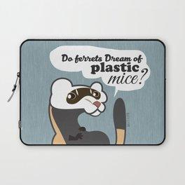 Do ferret dream... (c) 2017 Laptop Sleeve