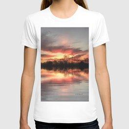 """Sunrise Lakefront"" T-shirt"