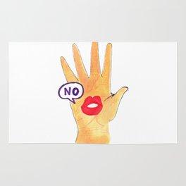 No! Rug