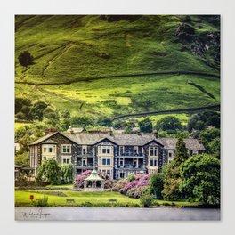 Lake Ullswater 4 Canvas Print