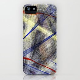 Ink Explosion  iPhone Case