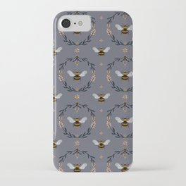 Ode to the Bumblebee iPhone Case