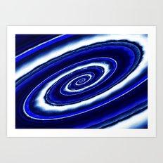 Abstract 258c Art Print