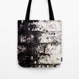 Wall of Darkness Tote Bag