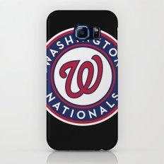 MLB - Nationals Slim Case Galaxy S7