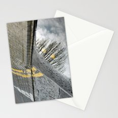 Road tree Stationery Cards