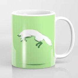 Spring Fox Sketch Coffee Mug
