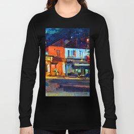 Konstantin Korovin Moonlight Paris Long Sleeve T-shirt