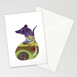NIMH Stationery Cards