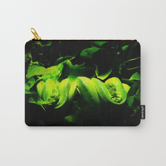 Sleeping snakes Carry-All Pouch