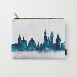 Prague Skyline Carry-All Pouch